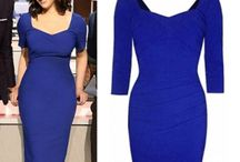 Nigella dress and food