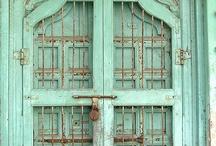 doors / by Fatima Salie