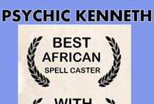 Accurate Psychic Reading / Master of Fortune Telling and Psychic Spells for: Intuitive Business Consultations, Coaching for Personal Growth, Career Success, Spiritual Development, Life Coach, Celebrity Psychic Medium Readings with a Clear Perspective View of Your Past, Present and Future Life! Contact Info Line: Please Call, Text or WhatsApp: +27843769238