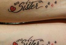 søster tattoo