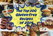 Top Recipes of 2014 / We've rounded up the top 100 gluten free recipes of 2014, and now they're all in one place for you to enjoy!