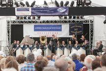 Marlborough Jazz 2015 / Marlborough International Jazz Festival: 17th, 18th, 19th July 2015. Live music in lots of venues!