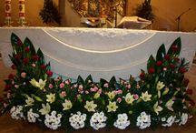 Kościół dekoracje
