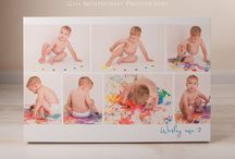 Baby Art Session