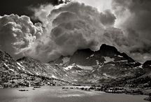 ANSEL ADAMS PHOTOGRAPHY / by Mary Fitzgerald