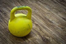 Crossfit Gym / by Debbie Balusek