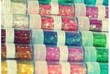 glitter..glam..