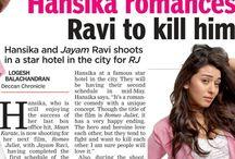 Latest News About Hansika Motwani