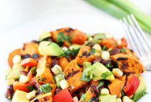 Healthy Recipes / Comida Sana / A board created to pin healthy veg(etari)an recipes.  Tablón con recetas, veg(etari)anas, para llevar una vida más sana / by María G.M