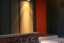 Design details / Accessories,lamp,screen,hangings and wall display