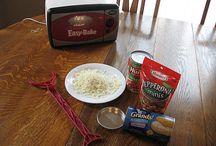 Easy Bake Oven! / by Samantha Blake