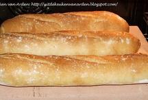 recipes bread baking