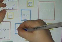 Work Stuff: Handwriting (Spatial) / by Danielle Perugini