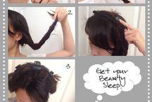 Hair / by Samantha Dickens