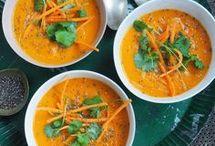 Vegetar suppe