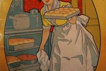 retro cookbooks
