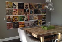 record walls.