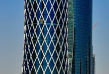 Towers / Vertical innovation, green friendly, computational design