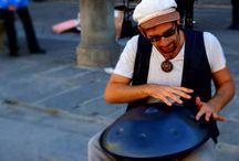 Davide Friello - Handpan Music / Hang drum, Handpan music, Davide Friello