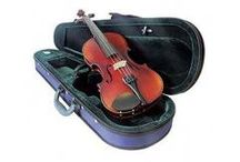 Violin Family / Violin, Viola's, Cello's, Double Bass and their accessories