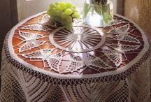 Crochet household