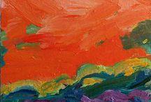 Tuomo Saali, paintings