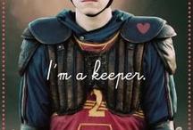 I ♥ Harry Potter / by S H A K E