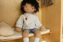 ウォルドルフ人形