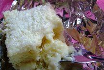 Bolo gelado de coco