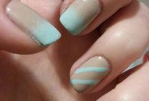 #MyOwnNailArt / My own nail arts