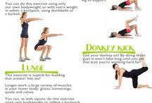 Workouts  / Workout techniques