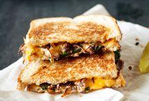 New recipes~Sandwiches