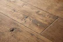 Wood Flooring / Beautiful wood flooring, expertly installed.