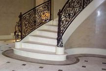 Natural Stone Staircases