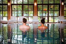 Basen Ery Wodnika - przyjemność dla wszystkich zmysłów / Wszystkich, którzy marzą o kąpieli w basenie bez chloru zapraszamy do Manor House. Woda w naszym zbiorniku zawiera jony srebra - jest idealna dla alergików a ponadto świetnie pielęgnuje skórę.   Zachęcamy również do skorzystania z leżanek i siedzisk - relaks gwarantowany :)