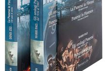 PANERAI WATCHES / Limited ediition of 1'500 numerated examples. These two books represent the most complete reference work ever done on Panerai. The first volume: Panerai Watches from 1936 to 1997, written by Mario Paci The second volume: Panerai in Florence - 150 years of history, written by Dino Zei.