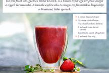 egészséges és finom