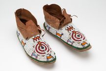 Beauty, Identity, Pride: Native North American Footwear / Open until January 2016