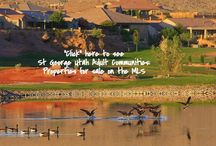 Southern Utah 55 + Communities: Homes For Sale