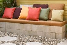 Patio inspiration / by Marcy Brown