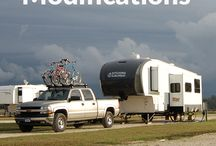 RV Modifications/Interiors / Check out some fantastic ideas for making your RV and unique to you space.