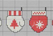Free cross stitch from www.dekodom.pl / #free #downloads #crossstitch #embroidery