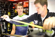 Daryl Impey chose Cycle Fit
