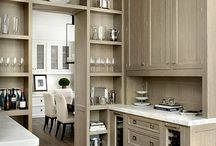 Inspiration: New Kitchen / by Joyce Duncan
