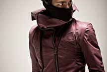 Futuristic - men clothing