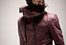 Futuristic - men clothing