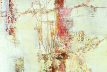 Still sighing / Abstract painting - inspiration