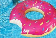 pool stuff  / by Summer Olmstead