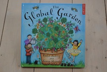 Kids Gardening and Outdoor Play Books / Some of my favourite Kids Gardening and Outdoor Play Books. {Brought to you by Kidsinthegarden a site that's packed full of great kids' gardening and outdoor activities - come and visit us!}