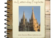 I belong to the Church of Jesus Christ of Latter-Day Saints / by Leslie Porter